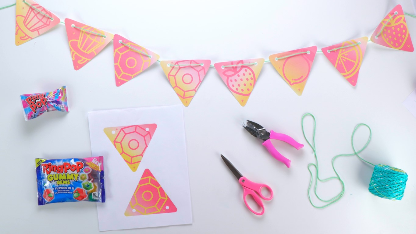 01_Pennant_banner_template_and_supplies