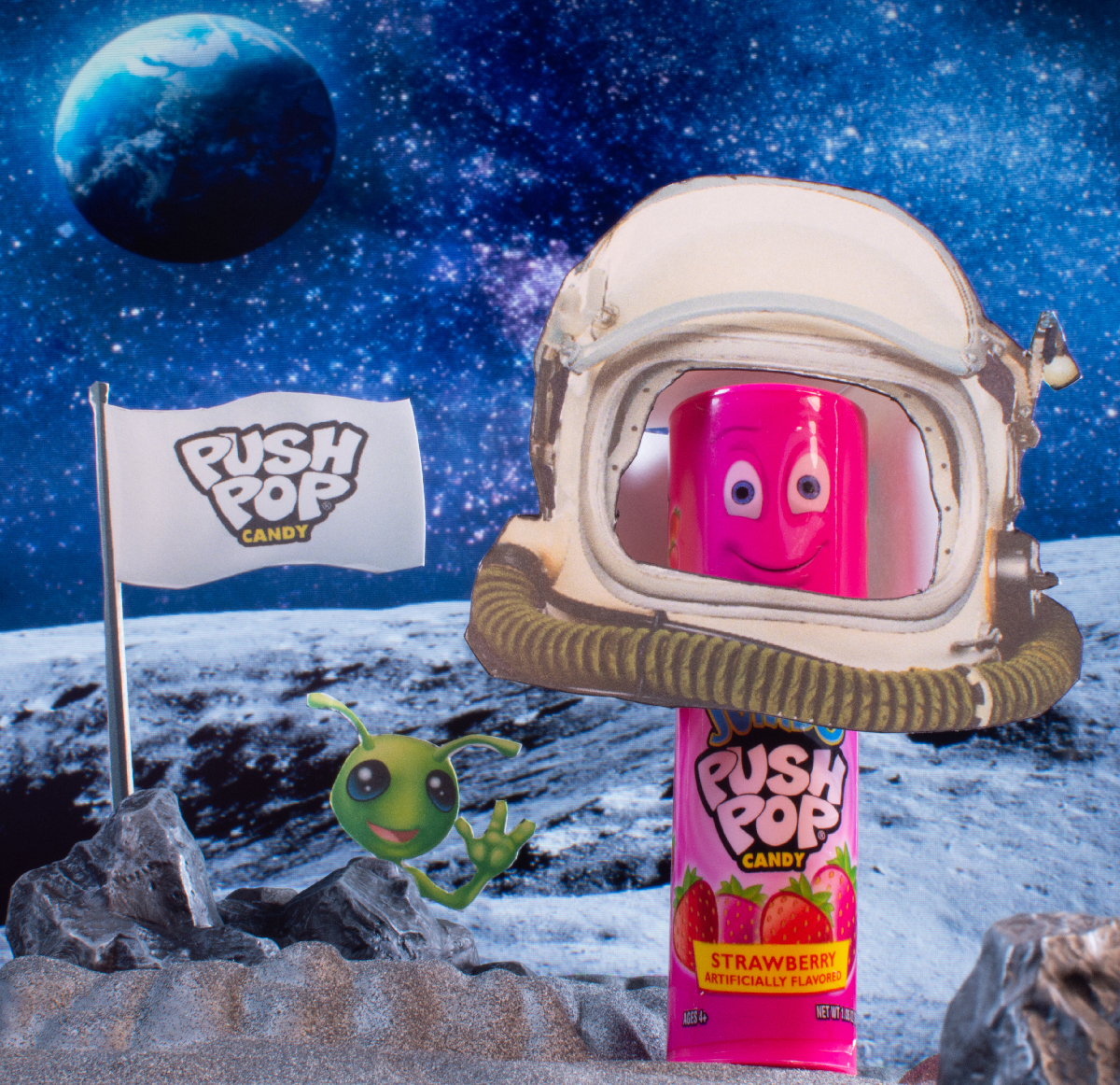 Outer Space Oddities